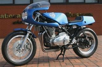 Triumph Bonneville Hyde Rider Classic 1987