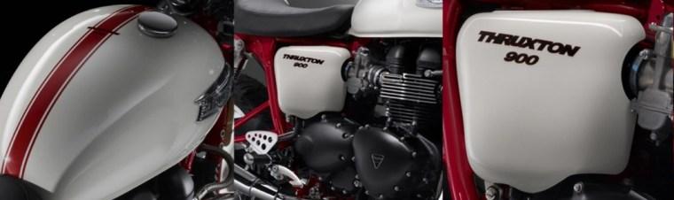 Triumph Thruxton SE 2010