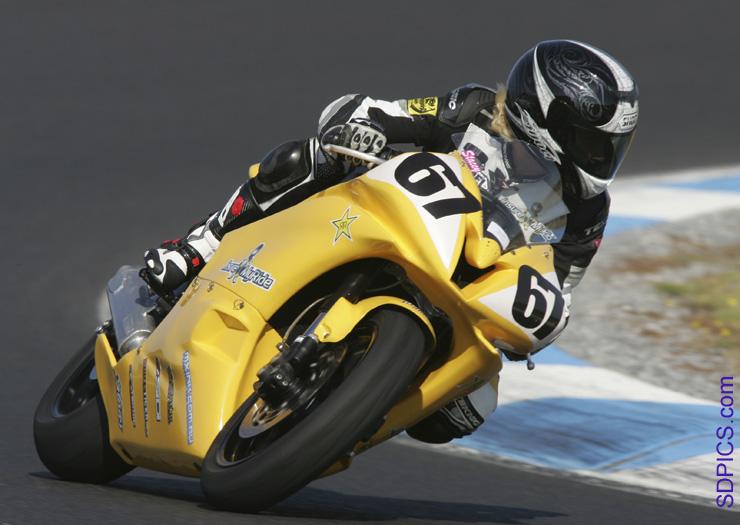 Stacey Mac Mahon Superbike