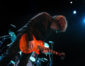 Gary Moore, the sky is crying