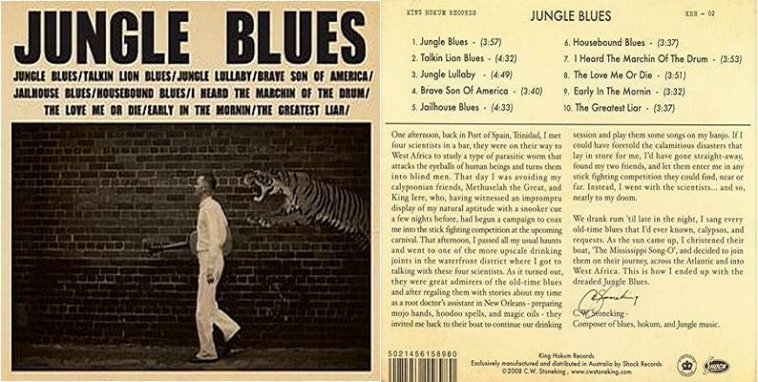 C.W. Stoneking - Jungle Blues
