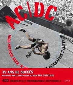 Livre AC/DC: High Voltage Rock'n'Roll!