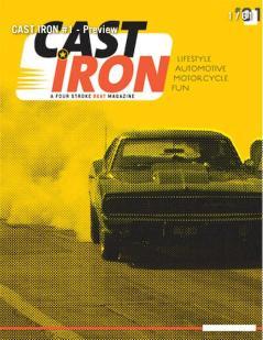 Cast Iron #1