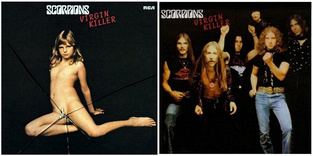 The Scorpions Virgin Killer