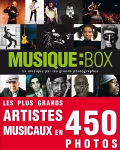 Music Box, la musique par les grands photographes!