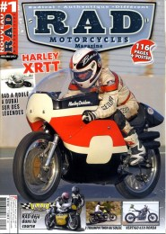 Rad Motorcycles Magazine #1