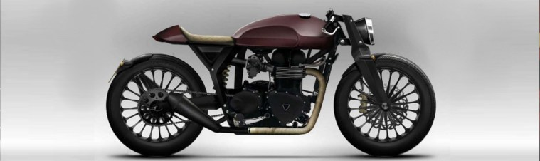 Triumph Bonneville Speed Twin Concept