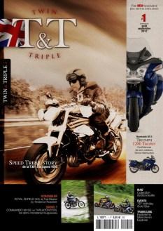 Twin & Triple Magazine #1
