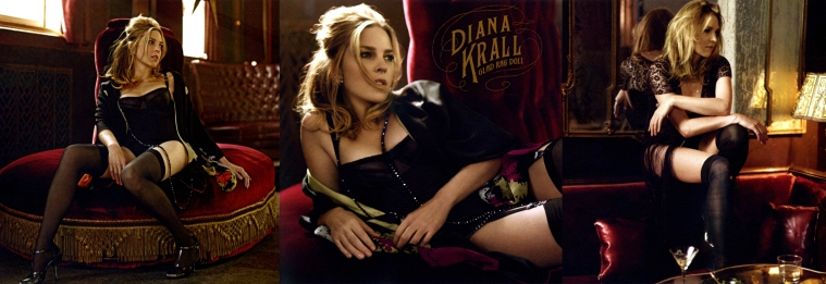 Diana Krall: Glad Rag Doll. Cd 2012