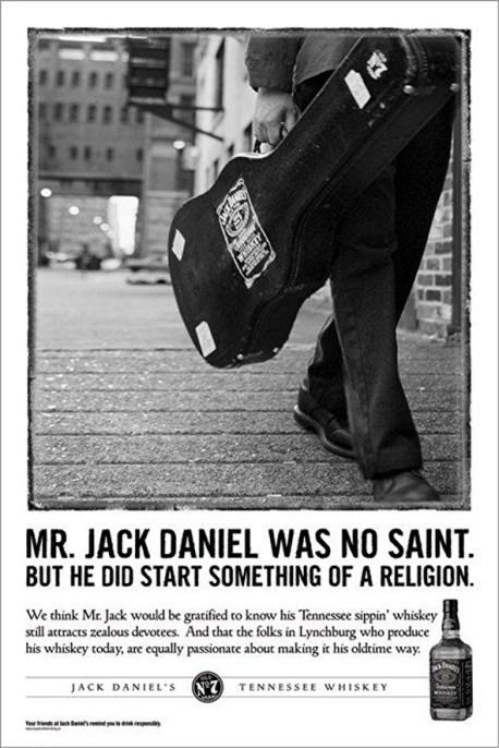 Jack Daniel's: It's not Scotch, it's not Bourbon, it's Jack!!