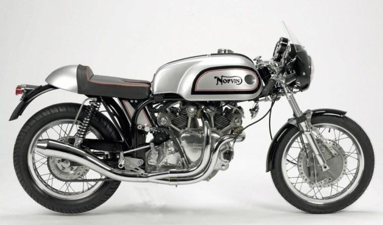 Norvin: Moteur Vincent & Cadre Norton