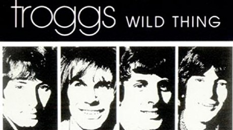 Reg Presley The Troggs: Wild Thing 1966