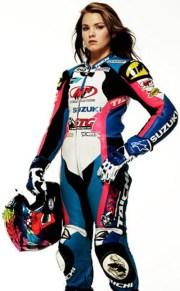 Elena Myers en Supersport