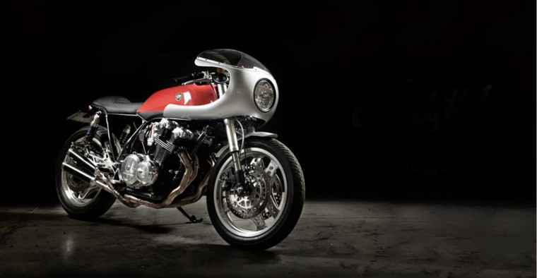 Honda CB900 Bol d'Or Cafe Racer Dreams
