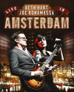 Dvd Beth Hart & Joe Bonamassa Live in Amsterdam