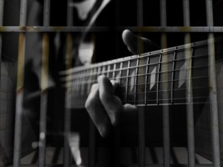 British Jails: No guitar!