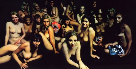 The Jimi Hendrix Experience censure Electric Ladyland