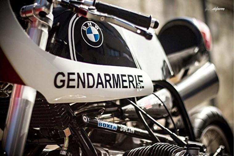 BMW R90 Interceptor Radical Ducati