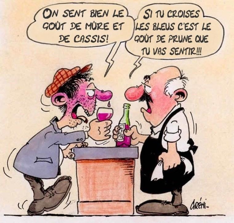 GREMI: le Beaujolais nouveau GREMI
