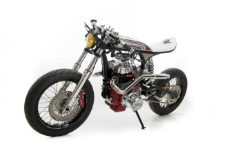 Honda CBN400 Ed Turner Motorcylces