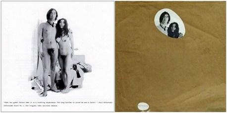 John Lennon & Yoko Ono Two Virgins
