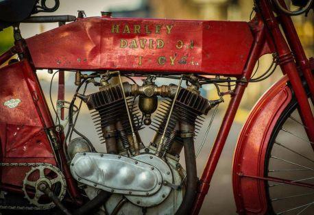 Harley-Davidson X8E Steve McQueen