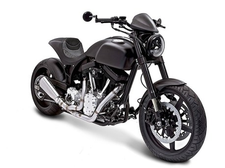 Arch Motorcycle Company: KRGT Keanu Reeves