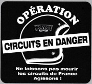RAD: Campagne Circuits en Danger!