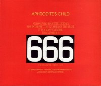 Aphrodite's Child 666 the number of the Beast