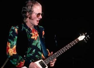 Wishbone Ash Andy Powell Argus