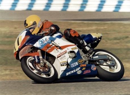 Debbie Evans 600 Suzuki Dayton 2002