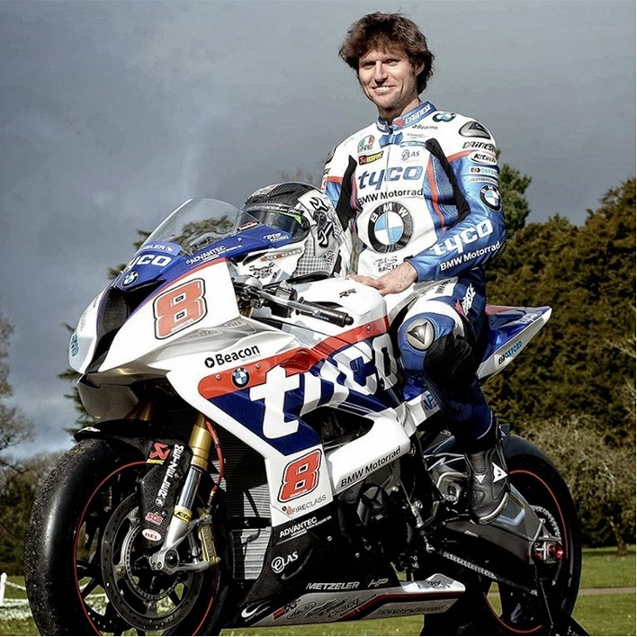 Guy Martin Tyco BMW S1000RR Tourist Trophy