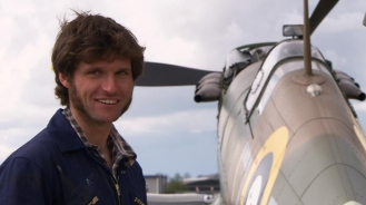 Guy Martin Spitfire MK1 N3200