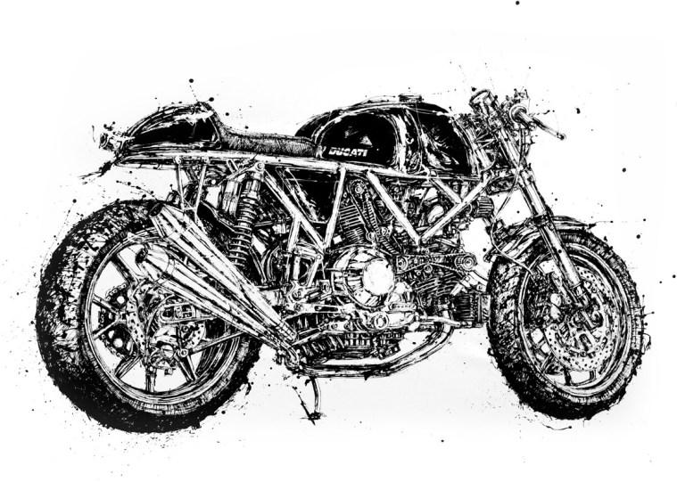 Makoto Endo Ducati