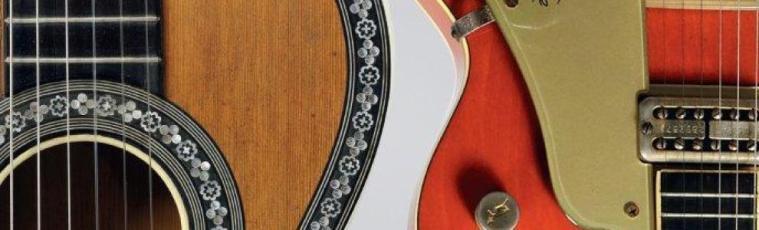 Drouot Vente aux enchères guitares