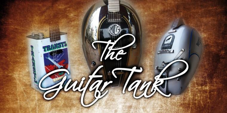 Joël Gruau, The Guitar Tank