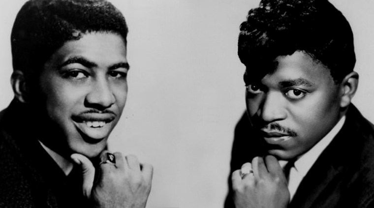 Ben E. KIng et Percy Sledge