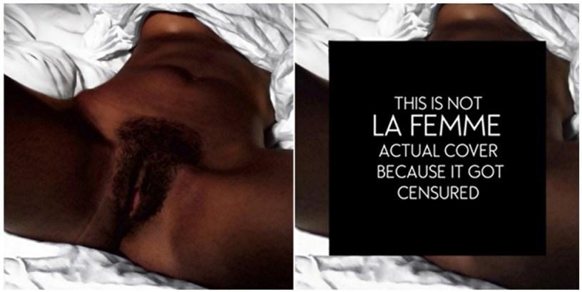 La Femme: Censure Le Podium #1