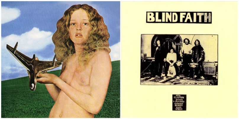 Clapton, Winwood censure Blind Faith