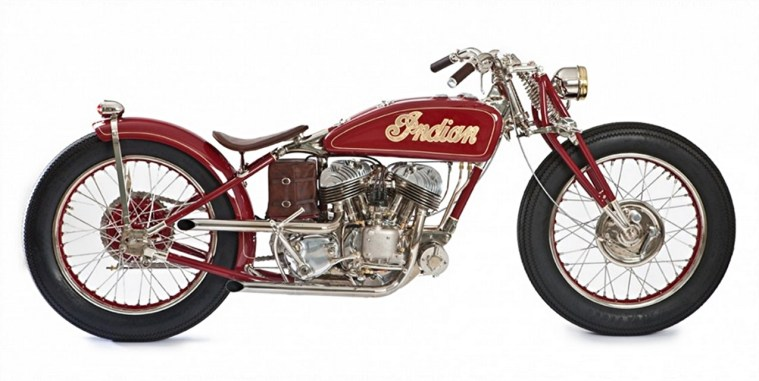 The GasBox: Indian Scout