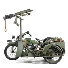 Side-Car militaire Matchless/Vickers