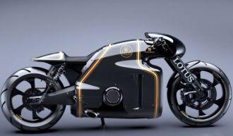 Lotus Motorcycles:  C-01