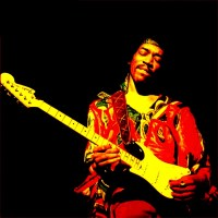 Jiimi Hendrix, Blues