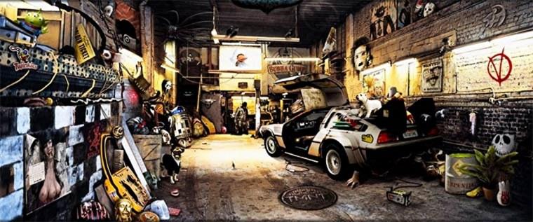 PopCorn Garage, Jeu pour cinéphiles