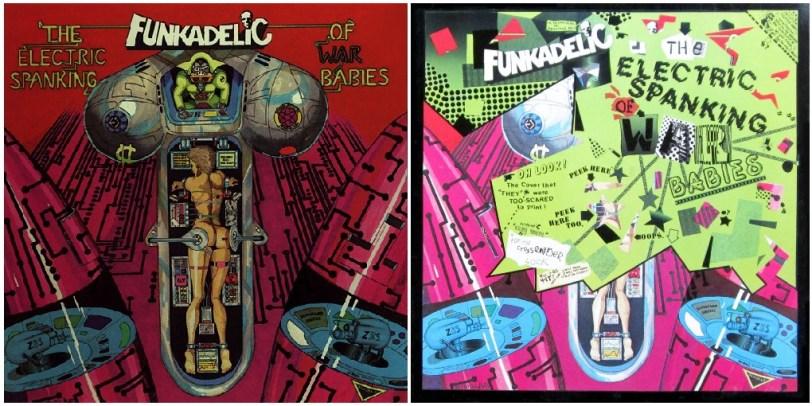 Funkadelic The Electric Spanking of War Babies