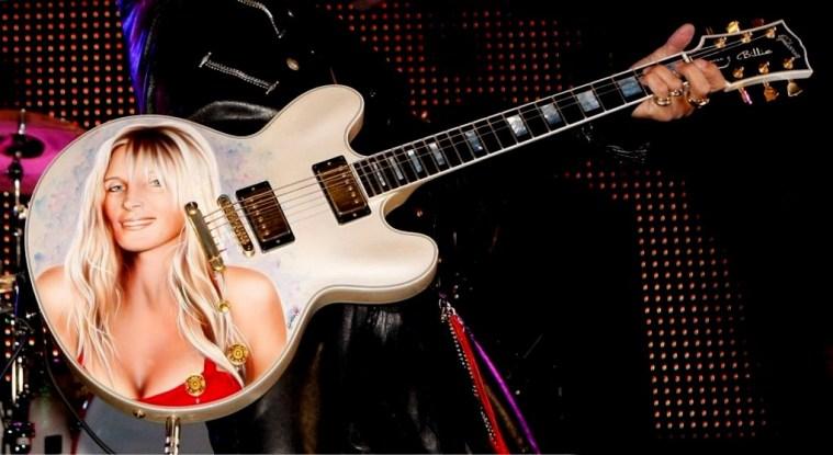Joe Perry, Gibson Billie. Once a Rocker, always a Rocker