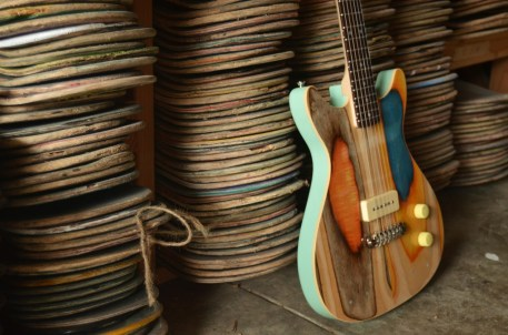 Prima Guitars Nick Pourfard