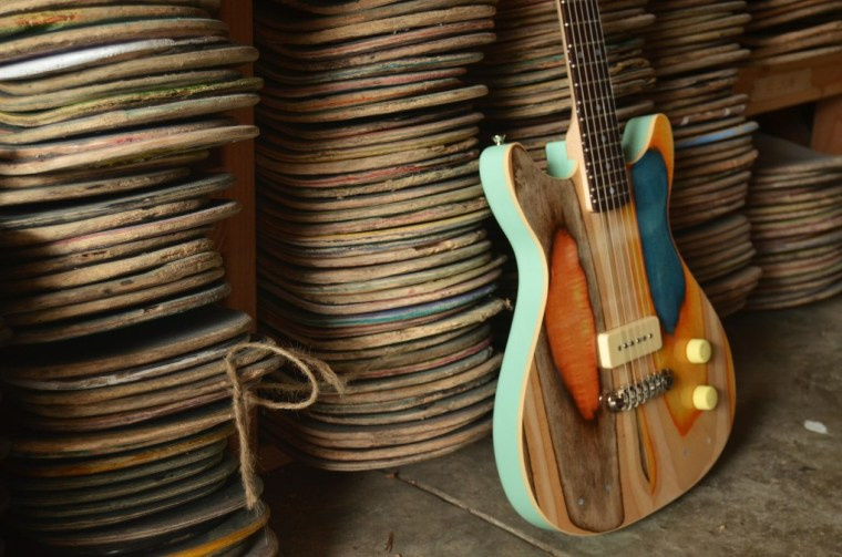 Prima Guitars Nick Pourfard