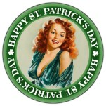 Haapy St Patrick's day