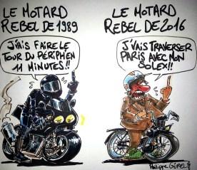 Les 2RM interdits à Paris
